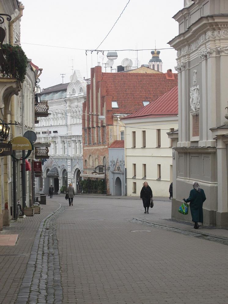 Вильнюс. Старый город